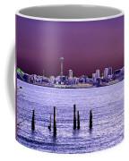 Emerald City Skyline Coffee Mug