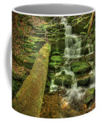 Emerald Dreams Coffee Mug by Evelina Kremsdorf