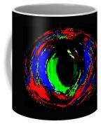 Emerald Eye Coffee Mug