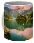 Emerald Mirror Coffee Mug