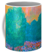 Emerald Mist Coffee Mug