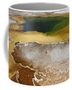 Emerald Pool - Yellowstone National Park Coffee Mug