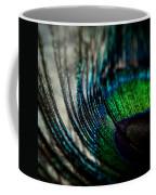 Emerald Shadows Coffee Mug