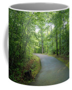 Emerald Trail Coffee Mug