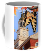 Emergence Of The Butterfly Coffee Mug