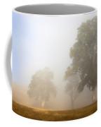 Emerging From The Fog Coffee Mug