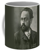 Emile Zola, French Author Coffee Mug by Photo Researchers