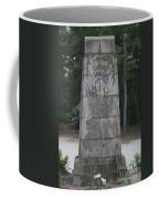 Emilio Carranza Memorial 1 Coffee Mug