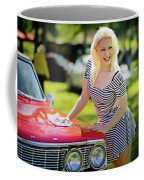 Emily #3 Royal Holden Coffee Mug