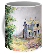 Emily Carr's Birthplace Coffee Mug