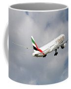 Emirates Boeing 777-36n 5 Coffee Mug
