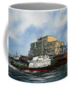 Emma Foss Barge Assist Coffee Mug