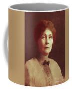 Emmeline Pankhurst, Suffragette Coffee Mug