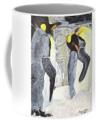 Emperors Of The Antarctic Coffee Mug