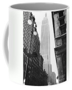 Empire State Building, 1931 Coffee Mug