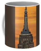 Empire State Building Esb Broadcasting Nyc Coffee Mug