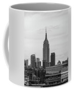 Empire State Building Coffee Mug