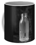 Empty Milk Bottle 1 Coffee Mug