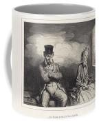 En Chemin De Fer... Un Voisin Agr?able Coffee Mug