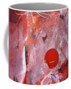 Encased In Red Coffee Mug
