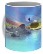 Enceladus Coffee Mug