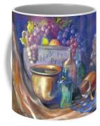 Enchanced Still Life Honey Bear Coffee Mug