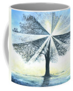 enchanced Tree Light Coffee Mug