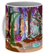 Enchanted Christmas Forest Coffee Mug