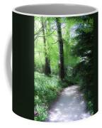 Enchanted Forest At Blarney Castle Ireland Coffee Mug