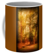 Enchanted Path 2 - Allaire State Park Coffee Mug