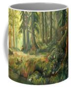 Enchanted Rain Forest Coffee Mug