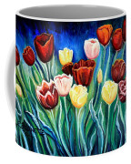 Enchanted Tulips Coffee Mug