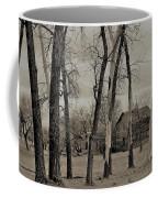 Home In The Wood Coffee Mug