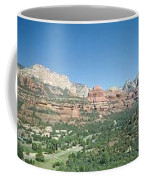 Enchantment Resort Sedona Arizona Coffee Mug