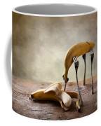 Encounter Coffee Mug by Nailia Schwarz