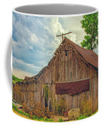 End Of An Era In Sailor Springs Illinois Coffee Mug
