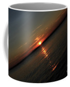 End Of An Off Balance Day Coffee Mug