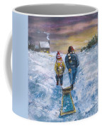 End Of The Day Coffee Mug by Jack Skinner