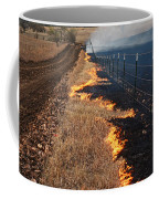 End Of The Line Coffee Mug
