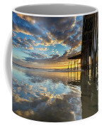 End Of The Storm Coffee Mug by Beth Sargent