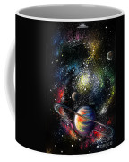 Endless Beauty Of The Universe Coffee Mug