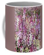Endless Field Of Flowers Coffee Mug