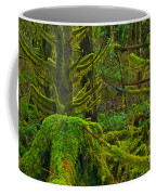 Endless Green Coffee Mug
