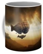 Endless Journey - Steampunk Incredible Adventure Coffee Mug