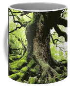 Endurance In Japan - Digital Art Coffee Mug