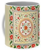 Enduring Love Floral Painting Coffee Mug