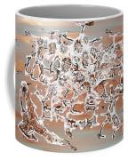 Energy Dance Coffee Mug