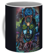 Energy Self Portrait Coffee Mug