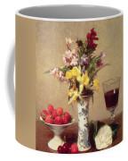 Engagement Bouquet Coffee Mug