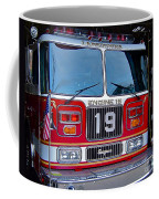 Engine 19 Coffee Mug